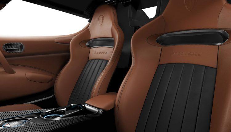 Christian Von Koenigsegg S Regera Configuration Inspired