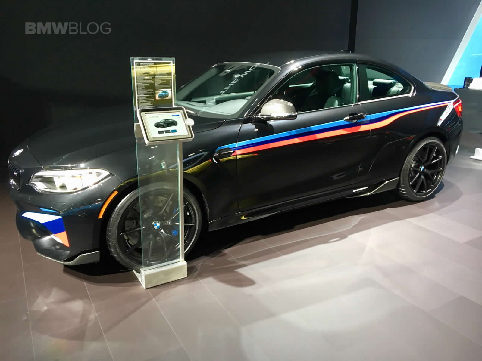 Bmw Shows New 763m M Performance Wheels For M2 M3 Amp M4