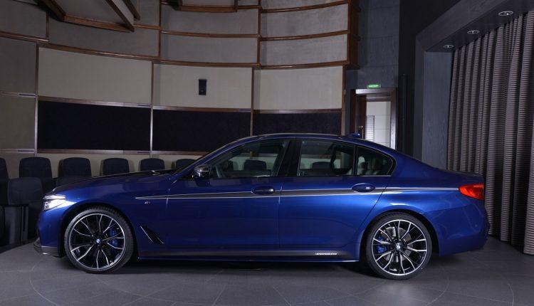 Bmw Abu Dhabi Blue I Mediterranean Blue M Performance G X