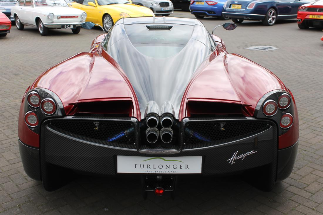 Lamborghini Suv Price >> Right-Hand Drive Pagani Huayra Will Set You Back R30 Million