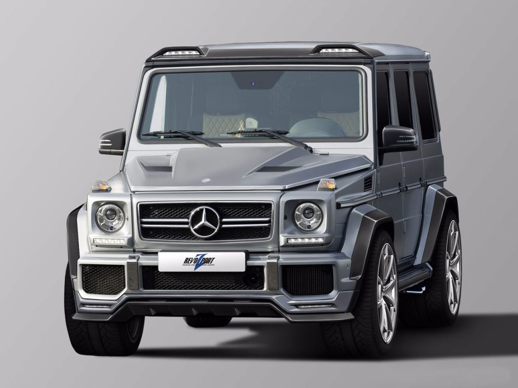 Mercedes G63 2018 >> RevoZport Do Their Thing On The Mercedes-Benz G63/G65 AMG