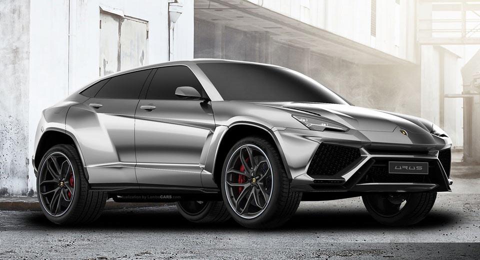 Lamborghini Urus SUV To Pack 650 HP From Twin Turbo V8