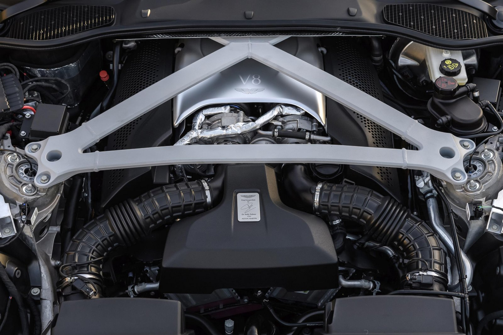 5dd4952ba3fe Aston Martin DB11 Now Offered With Twin-Turbo AMG V8