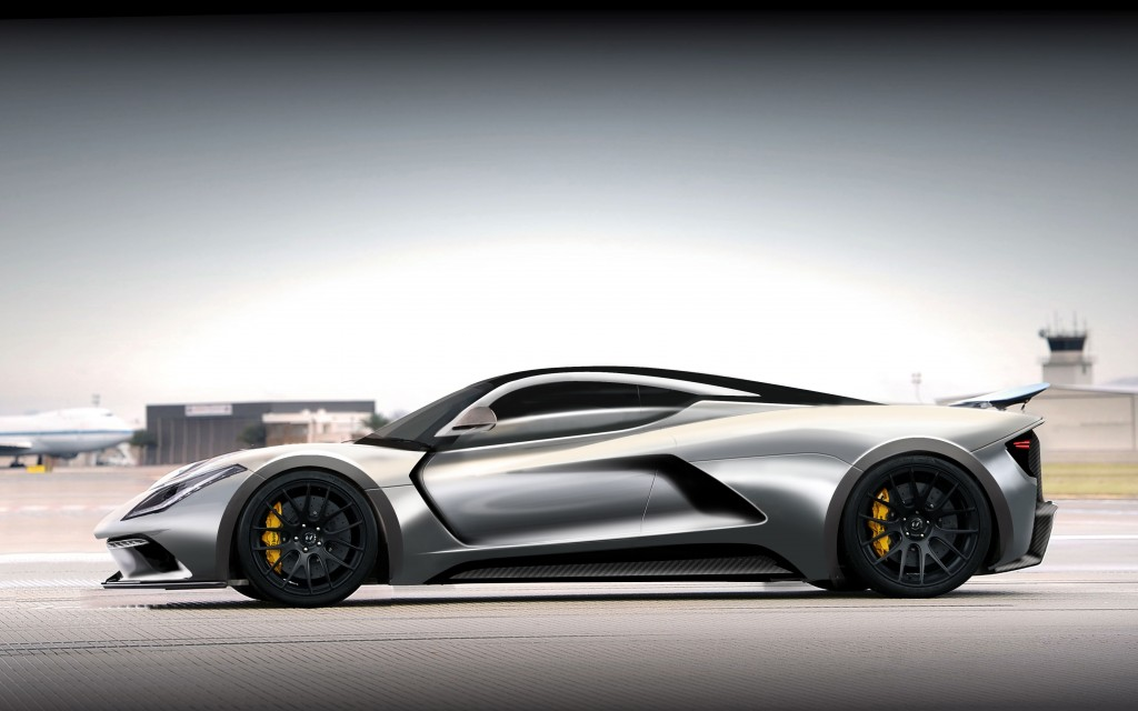 Hennessey Venom F5 Aiming For 466 Km H Top Speed