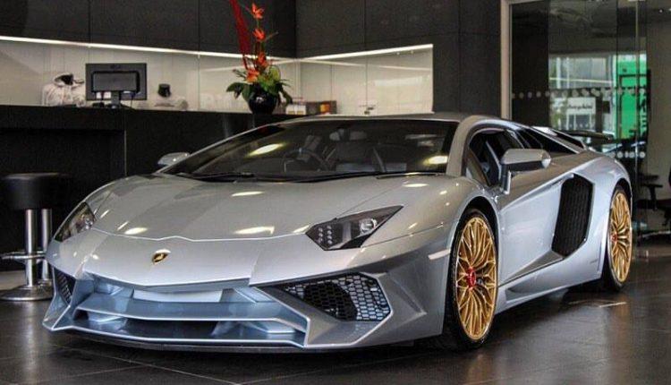 This Is The Highest Spec Lamborghini Aventador Sv In The World