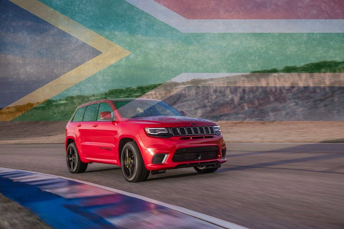 jeep grand cherokee trackhawk reportedly confirmed for. Cars Review. Best American Auto & Cars Review