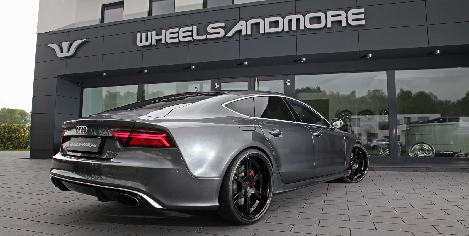 Wheelsandmore Upgrade RS6, RS7 and R8 Spyder Significantly