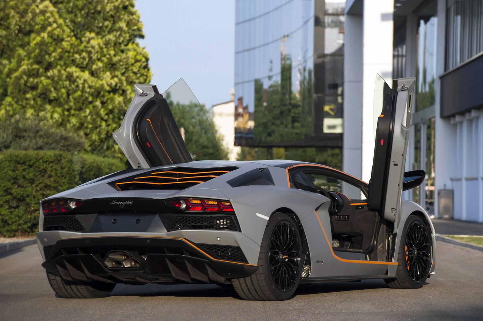 Lamborghini Ad Personam Aventador S Is Delicious