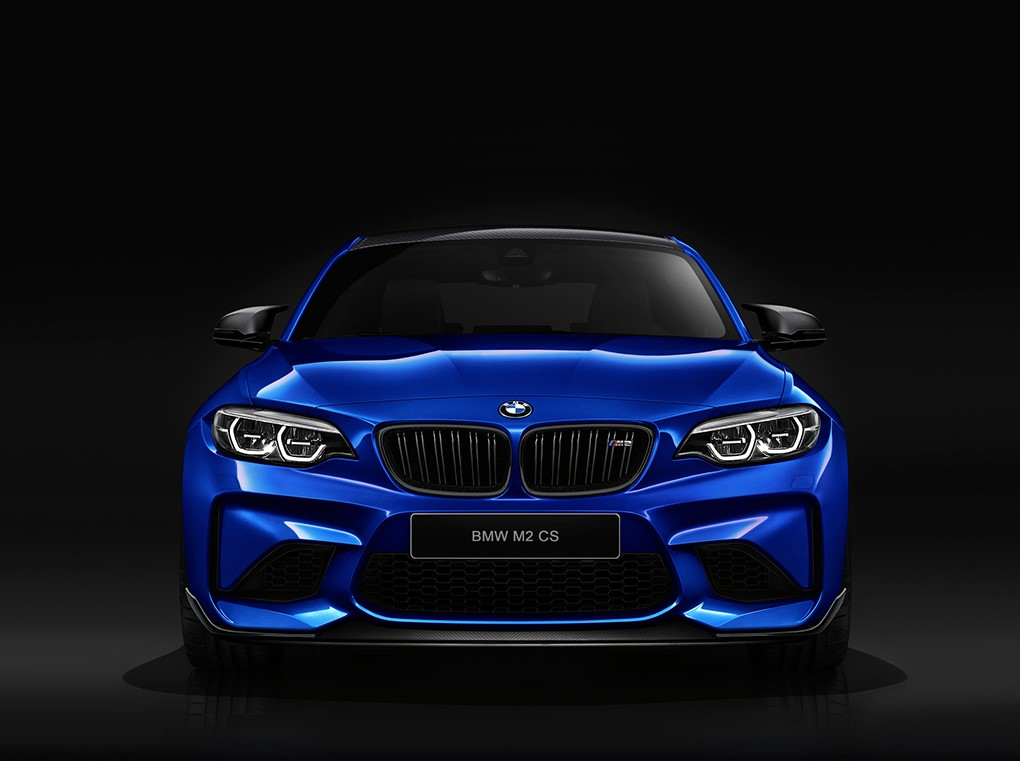 Bmw M2 Cs Expected To Make Debut In Geneva Next Year