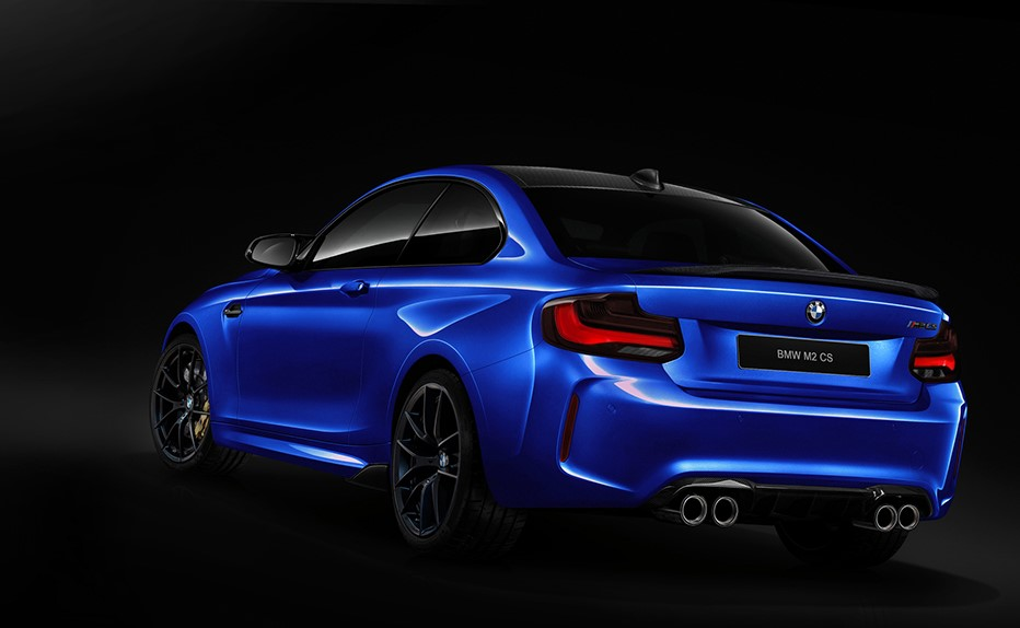 BMW M2 CS Expected To ...