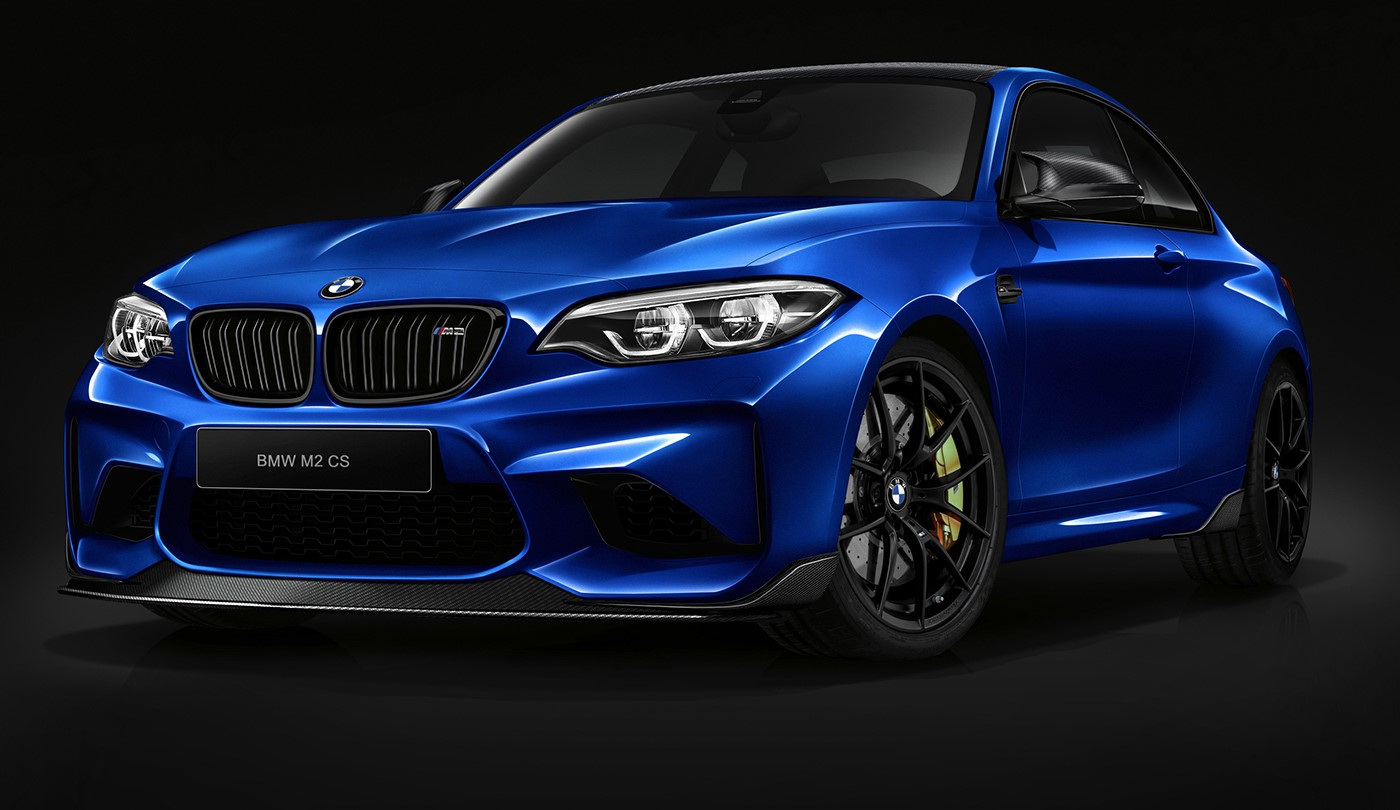 bmw m2 cs expected to make debut in geneva next year. Black Bedroom Furniture Sets. Home Design Ideas