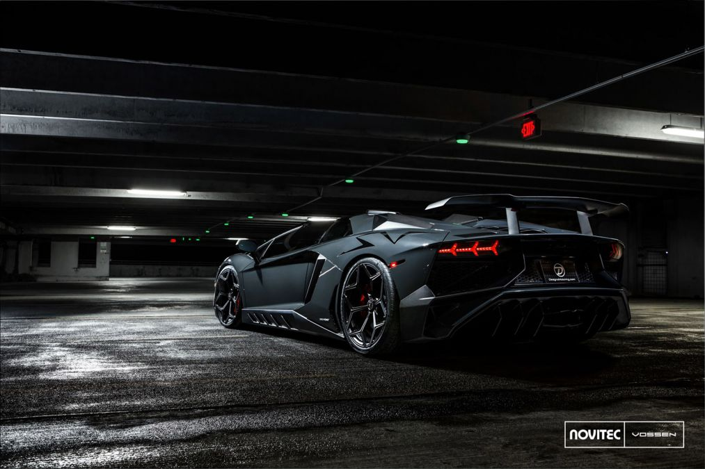 Last Time We Heard About Novitec Tinkering With The Mighty Lamborghini  Aventador SV, It Packed Just 788 Hp But Now They Are Back With A New  Roadster Build ...