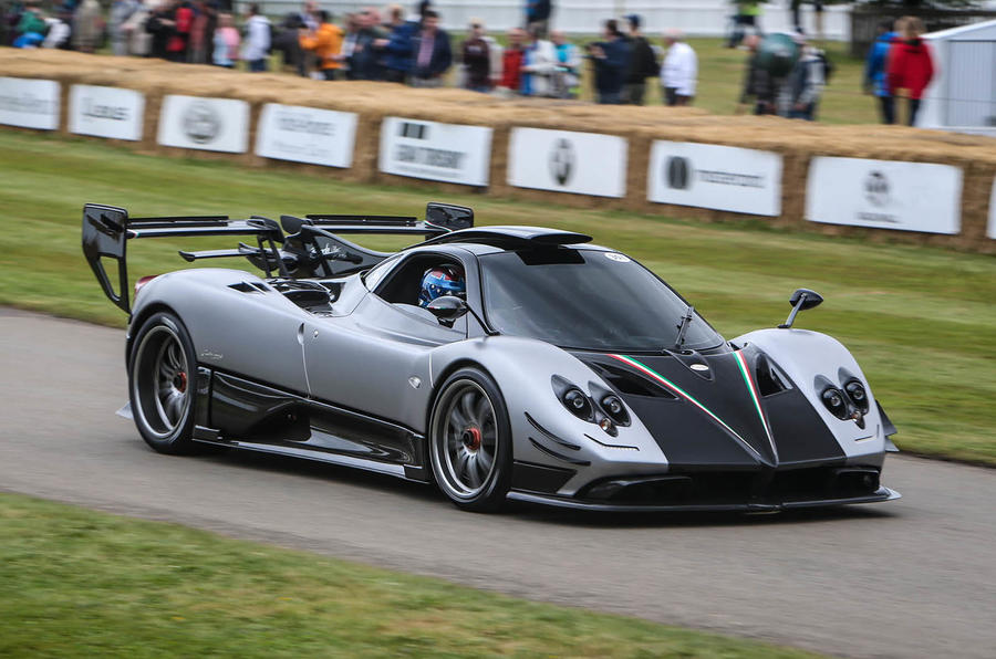 this pagani zonda oliver evolution was commissioned for a 9 year old