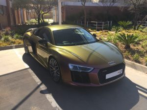 chameleon audi r8 v10 plus south africa