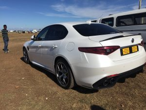 white alfa romeo giulia south africa