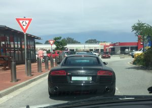 audi r8 south africa