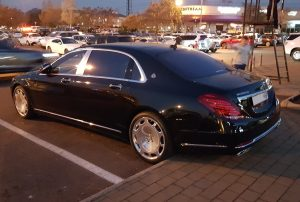 maybach south africa