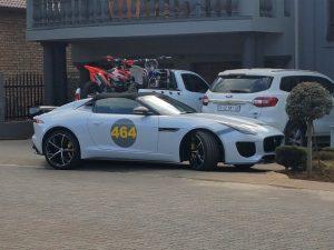 jaguar ftype project 7 south africa
