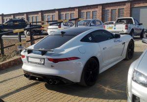 jaguar ftype svr south africa