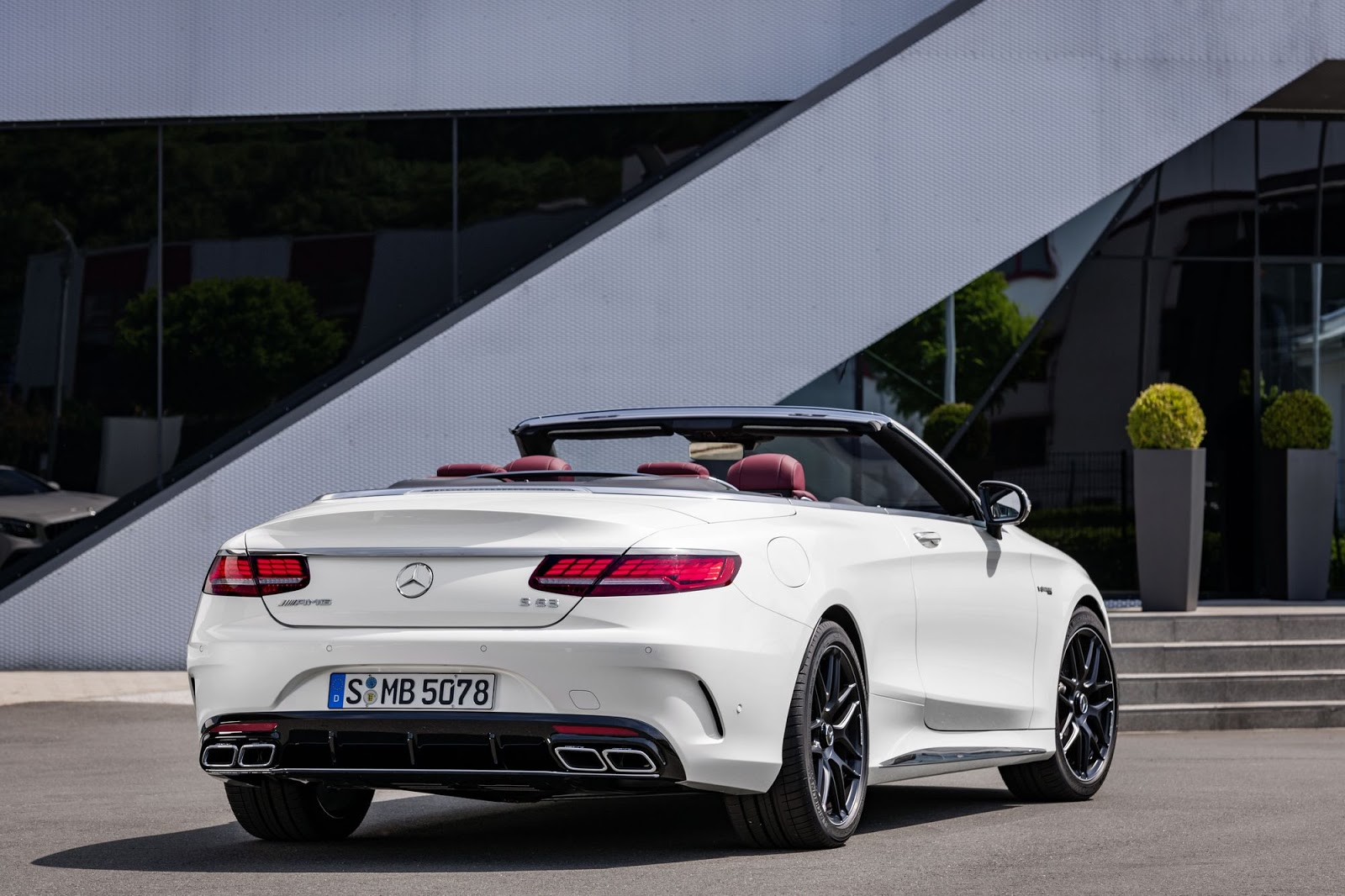 2018 mercedes amg s63 s65 coupe cabrio get refreshed for Mercedes benz s63 amg 2018