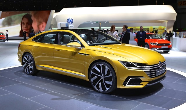 Could The 2018 Volkswagen Arteon Be The Ultimate Sportback