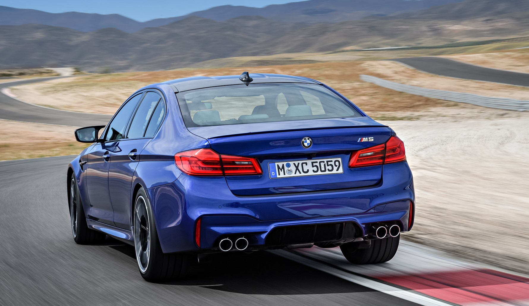 competition pack for the new bmw m5 already confirmed. Black Bedroom Furniture Sets. Home Design Ideas
