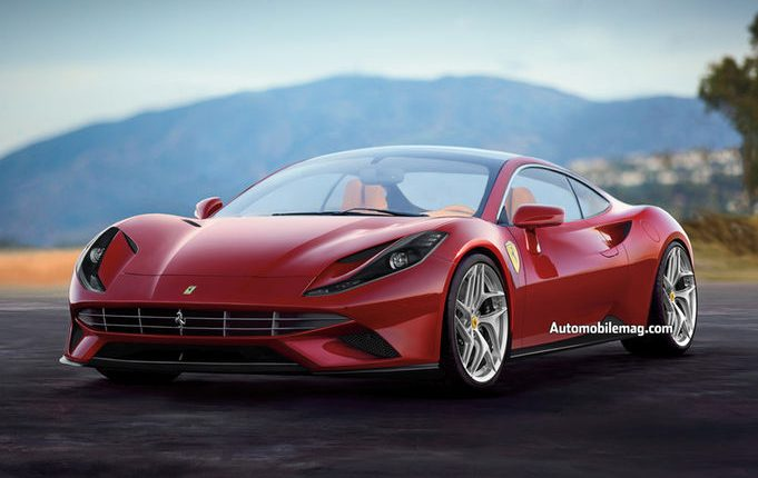 The Ferrari Dino Will Arrive In 2023