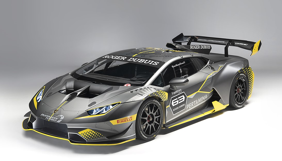 the 39 new 39 lamborghini hurac n super trofeo evo is official. Black Bedroom Furniture Sets. Home Design Ideas