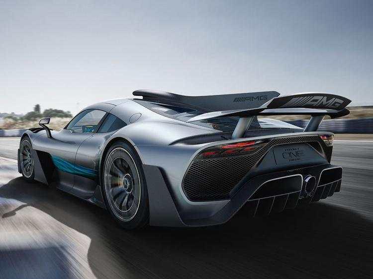 Mercedes Amg Project One Might Be Built In The Uk