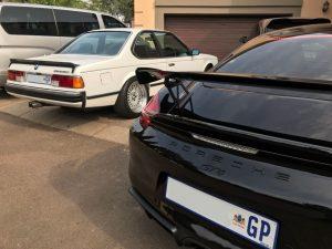 bmw 645csi porsche cayman gt4 south africa