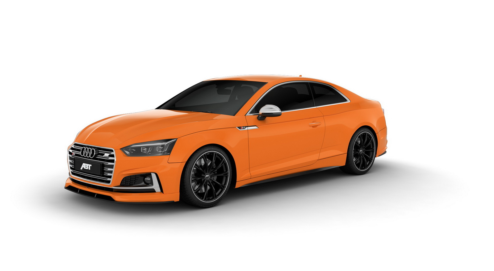 Abt Unveil New Body Kit For Audi A5 S5 Range