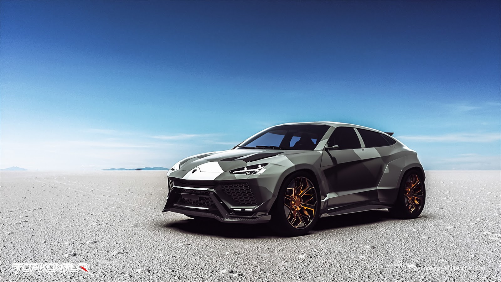 Suv Lamborghini >> Lamborghini Urus Not Even Revealed But Gets Tuning Package