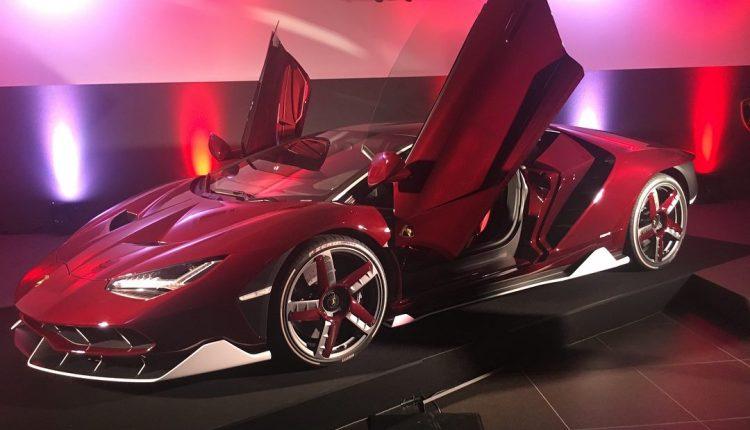Porsche Panamera For Sale >> Lamborghini Will Announce A New 'One-Off' Supercar Soon
