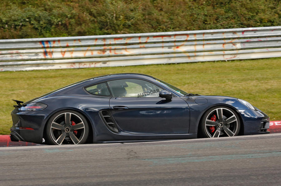 2018 Cayman Gt4 >> Porsche 718 Cayman GTS and Boxster GTS Coming This Year