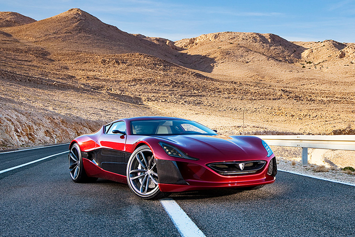 faster and more expensive rimac 39 concept two 39 coming next year. Black Bedroom Furniture Sets. Home Design Ideas