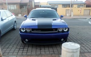 dodge challenger rt south africa