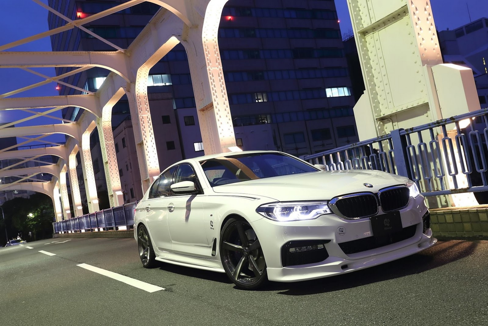 3d Design Go All Out On Aero Kit For Bmw G30 5 Series