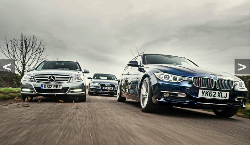 Audi Vs Mercedes Vs Bmw Battle Of The Used Cars