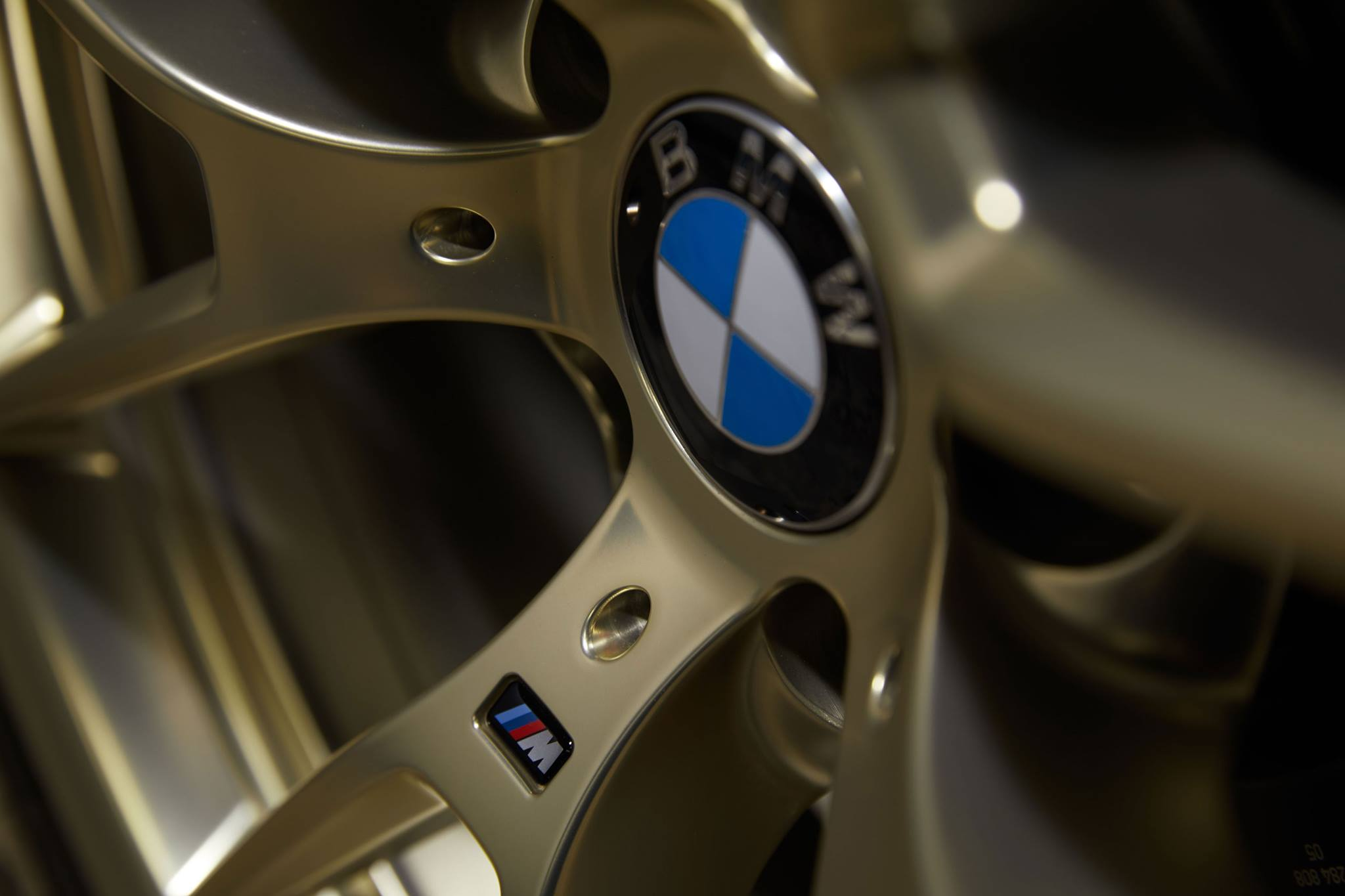 Bmw Now Offering Style 763m Wheels In Gold For M2 M3 And M4