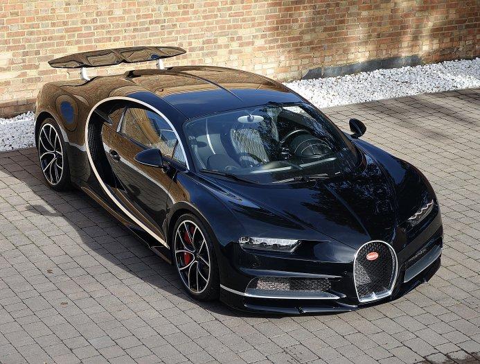 BMW Mountain View >> Nocturne Black Bugatti Chiron For Sale In UK
