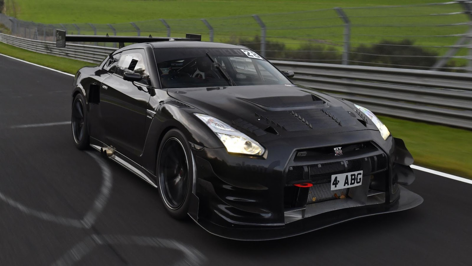Patrol Nismo >> 1,100 HP Nissan GT-R Will Attempt Nurburgring Record Next Year