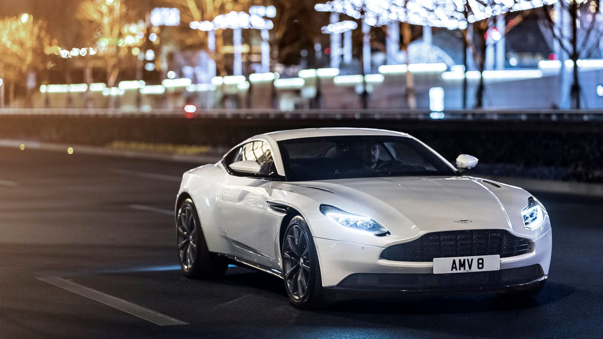 Aston Martin Made The Amg Powered V8 Db11 Sound More Aston