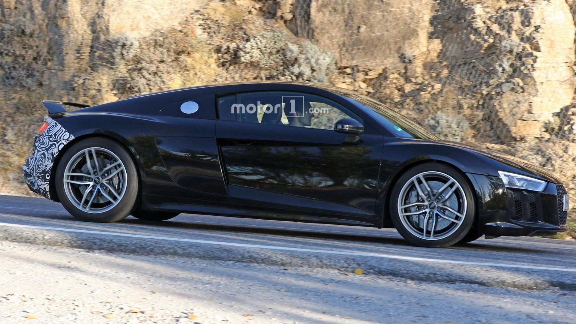 Looks Like Audi Are Testing A New R8 GT