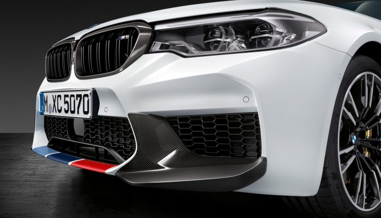 New BMW M5 M Performan...