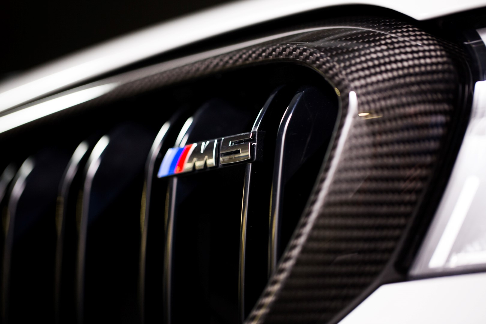 New Bmw M5 M Performance Parts Up Close