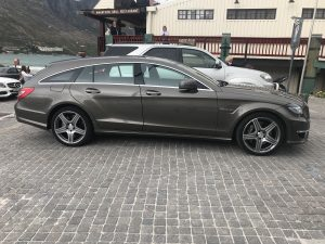 mercedes cls63 amg south africa