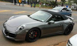 porsche 911 carrera 4 gts cabriolet south africa
