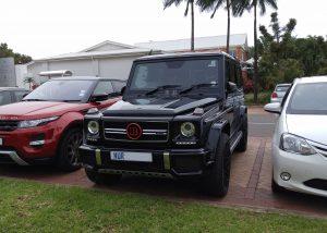 mercedes brabus g wagon south africa