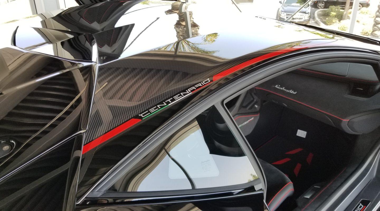This Lamborghini Centenario Is Already For Sale For R46 Million