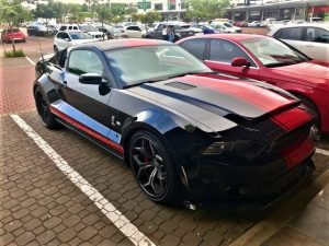 galpin auto sports ford mustang gt500 supers snake south africa